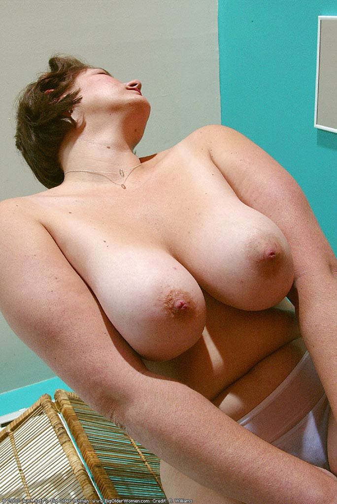 Older fat women with big tits